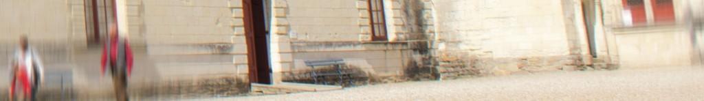 Accès pour personnes à mobilité réduite Château de Goulaine