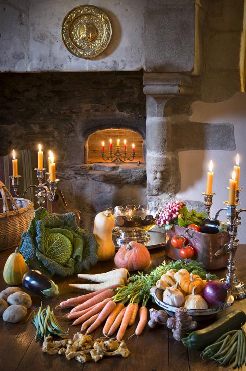 cuisines-medievales-chateau-goulaine