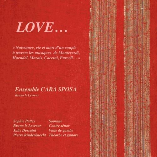 Affiche Love Tournée