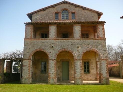 La Maison du jardinier, Domaine départemental de la Garenne Lemot, Gétigné